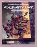 Advanced Dungeons and Dragons Castle Greyhawk (1988 TSR) Gaming Module WG7