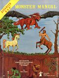 Advanced Dungeons and Dragons Monster Manual HC (1977 TSR) Gaming Module 0A-REP