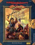 Advanced Dungeons and Dragons Rise of the Titans (2000 Wizards of the Coast) Gaming Module 0