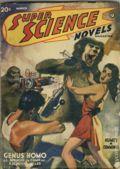 Super Science Stories (1940-1951 Popular Publications) Pulp Vol. 2 #3