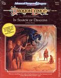 Advanced Dungeons and Dragons In Search of Dragons (1989 TSR) Gaming Module DLE1