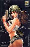 Grimm Fairy Tales Armed Forces Appreciation (2017 Zenescope) 2017SDCC.A