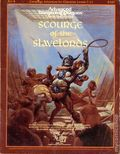 Advanced Dungeons and Dragons Scourge of the Slavelords (1986 TSR) Gaming Module A1-4