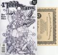 Teen Titans (2003-2011 3rd Series) 1REP.4TH.DF.SIGNED.C