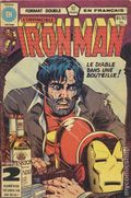 Iron Man (French Series 1972 L'Invincible Iron Man) 81/82