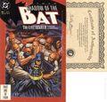Batman Shadow of the Bat (1992) 1U.DF.SIGNED