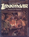 Advanced Dungeons and Dragons Lankhmar Swords of the Undercity (1985 TSR) Gaming Module CA1