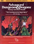 Advanced Dungeons and Dragons Land Beyond the Magic Mirror (1983 TSR) Gaming Module EX2