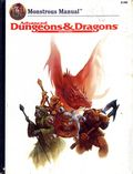 Advanced Dungeons and Dragons Monstrous Manual (1993 TSR) Gaming Module 0-1ST