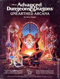 Advanced Dungeons and Dragons Unearthed Arcana HC (1985 TSR) 1-REP
