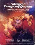 Advanced Dungeons and Dragons Manual of the Planes HC (1987 TSR) Gaming Module 0-1ST