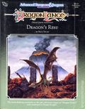 Advanced Dungeons and Dragons Dragon's Rest (1990 TSR) Gaming Module DLA3