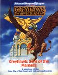 Advanced Dungeons and Dragons Greyhawk: Gem of the Flanaess (1989 TSR) Gaming Module 0