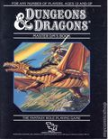 Dungeons and Dragons Master DM's Book (1985 TSR) Gaming Module 0