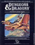 Dungeons and Dragons Master Players' Book (1985 TSR) Gaming Module 0