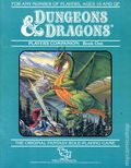 Dungeons and Dragons Players Companion (1984 TSR) Gaming Module 0