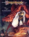 Advanced Dungeons and Dragons Tales of the Lance (1992 TSR) Gaming Module 0