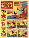 Mickey Mouse Weekly (1937) UK Jan 5 1957