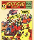 Mickey Mouse Weekly (1937) UK Feb 9 1957