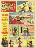 Mickey Mouse Weekly (1937) UK Mar 16 1957