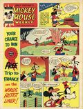 Mickey Mouse Weekly (1937) UK Mar 23 1957