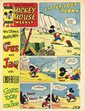 Mickey Mouse Weekly (1937) UK May 4 1957