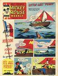 Mickey Mouse Weekly (1937) UK May 11 1957