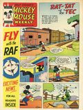 Mickey Mouse Weekly (1937) UK Jul 27 1957
