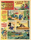 Mickey Mouse Weekly (1937) UK Aug 3 1957