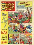 Mickey Mouse Weekly (1937) UK Aug 10 1957