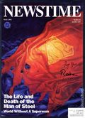 Newstime The Life and Death of Superman (1993) 1DF.SIGNED