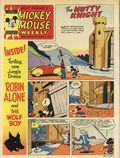 Mickey Mouse Weekly (1937) UK Sep 21 1957