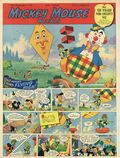 Mickey Mouse Weekly (1937) UK Mar 3 1951