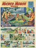 Mickey Mouse Weekly (1937) UK Feb 17 1951