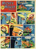 Mickey Mouse Weekly (1937) UK Aug 2 1952
