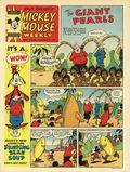 Mickey Mouse Weekly (1937) UK Nov 23 1957