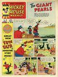 Mickey Mouse Weekly (1937) UK Nov 2 1957