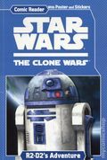 Star Wars The Clone Wars R2-D2's Adventure SC (2009 Grosset & Dunlap) 1-REP