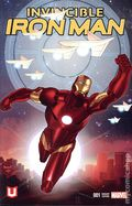 Invincible Iron Man (2015 2nd Series) 1UNLIMITED