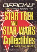 Official 1983 Price Guide to Star Trek and Star Wars Collectibles (1983 House of Collectibles) 1-1ST
