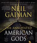 American Gods HC (2020 A Morrow Novel) By Neil Gaiman The Annotated Edition 1-1ST