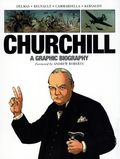 Churchill A Graphic Biography GN (2020 Dead Reckoning) 1-1ST
