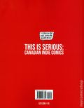 This is Serious: Canadian Indie Comics TPB (2020 CP) 1-1ST