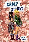Camp Spirit GN (2020 Top Shelf) 1-1ST
