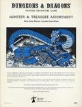 Dungeons and Dragons Monster & Treasure Assortment (1980 TSR) Gaming Module 9047