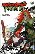 Harley Quinn and Poison Ivy HC (2020 DC) 1-1ST