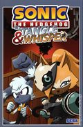 Sonic the Hedgehog Tangle and Whisper TPB (2020 IDW) 1-1ST