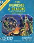 Dungeons & Dragons Fantasy Adventure Game Rulebook (1980 TSR) Sourcebook 2-1ST