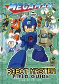 Mega Man Robot Master Field Guide HC (2020 Udon) Updated Edition 1-1ST