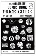 Official Overstreet Comic Book Price Guide #1 SC (2020 Gemstone) Facsimile Edition 1-1ST